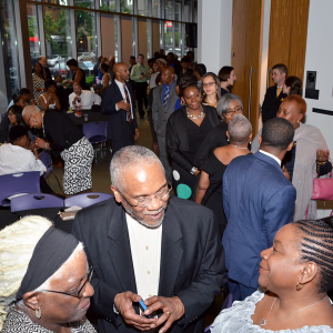 It was a packed house at the MYDC 5th Gala.