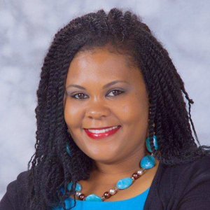 AWARD FOR EXCELLENCE IN EDUCATION: Dr. Tyra Good Assistant Professor of Education, Chatham University, MYDC Alumni