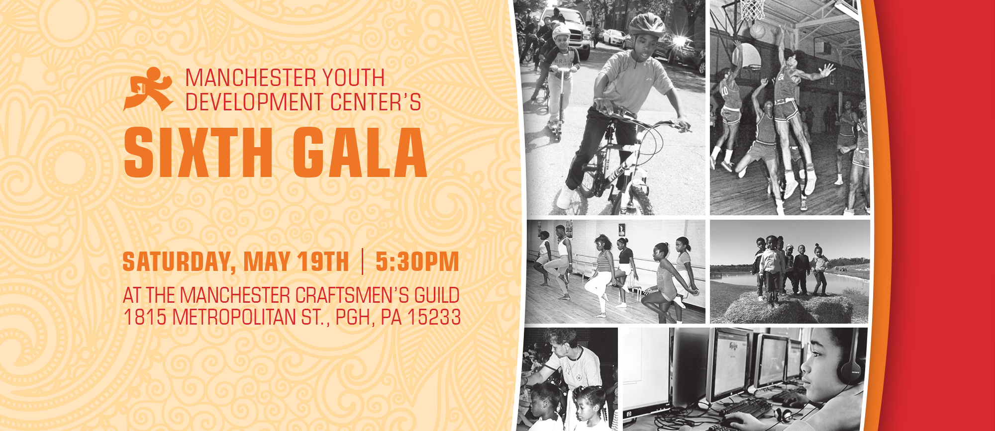 Manchester Youth Development Center's Sixth Gala